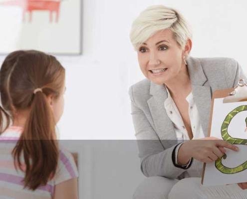 گفتار درمانی چیست ؟