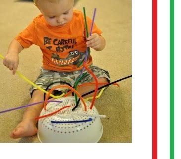 بازی های مناسب نوزادان