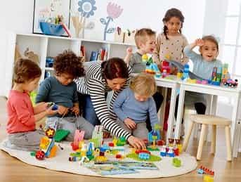 کاردرمانی باری کودکان