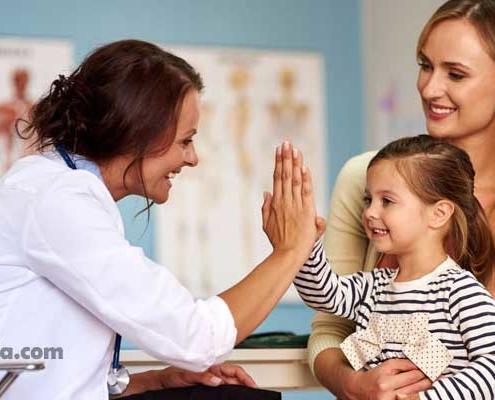 گفتار درمانی کودک 5 ساله