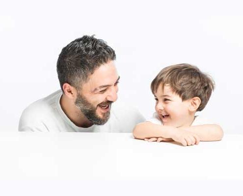 گفتار درمانی کودک 3 ساله و روش حرف زدن