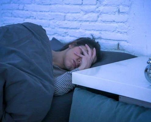 درمان سریع بی خوابی